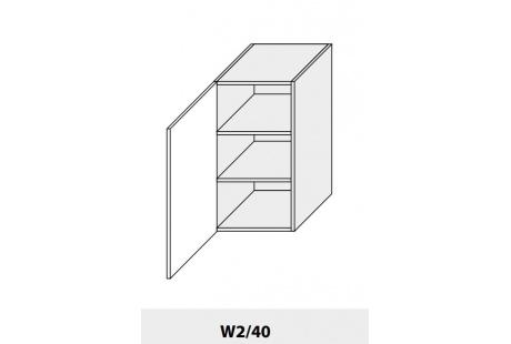 Horní skříňka PLATINIUM W2 40 jersey