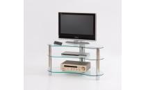 TV stolek RTV13 bezbarvý