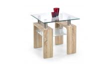 Konferenční stolek DIANA H čtverec dub sonoma