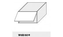 Horní skříňka PLATINIUM W6B/60 grey