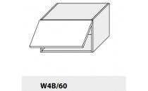 Horní skříňka kuchyně TITANIUM W4B 60/jersey