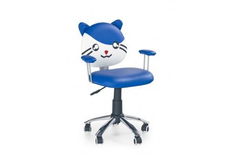 Dětská židle TOM modrá