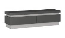 TV stolek LYON tmavý LYOF01