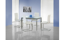 Jídelní stůl LAMBERT bílý