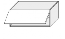 Horní skříňka kuchyně TITANIUM W4B 90 HK Aventos grey