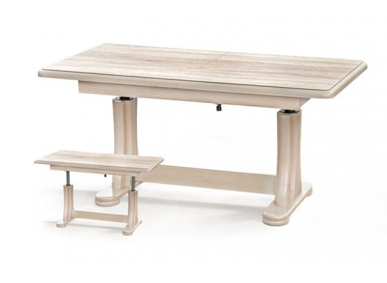 Konferenční stolek TYMON dub sonoma