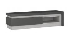 TV stolek LYON tmavý LYOF02