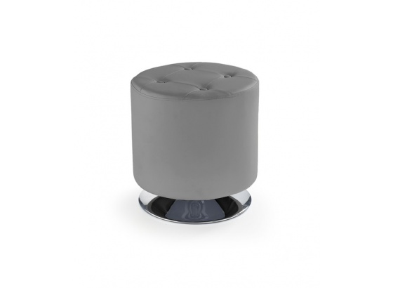 Taburet DORA šedý