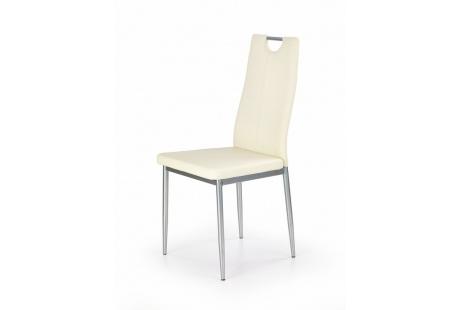 Jídelní židle K 202 krémová