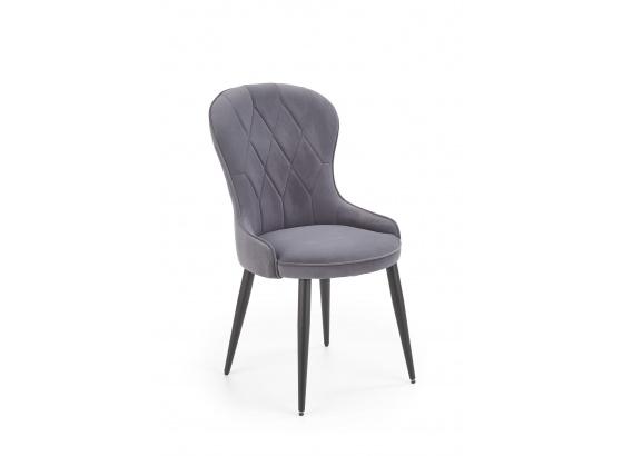 Jídelní židle K366 šedá